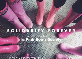 Pink Boots Society Beer Release at The Rare Barrel