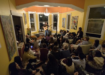 House Shows And The 'Sharing Economy' Collide As Sofar Sounds Arrives In The East Bay