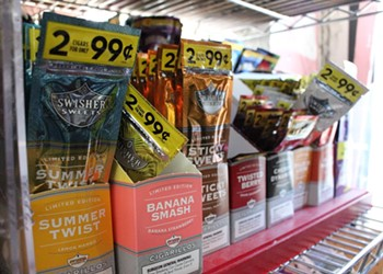 Oakland Officials Want to Ban Flavored Blunt Wrappers, Two-Pack Cigars, And Vape Juice