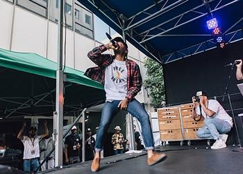 Hip Hop in the Park Returns to Berkeley