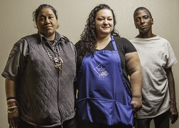 How A West Oakland Homeless Shelter Provides Basic Women's Needs, Such As Access To Tampons