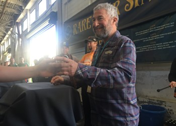 A Brief Chat With Sierra Nevada's Ken Grossman at the Brewery's Beer Camp Festival