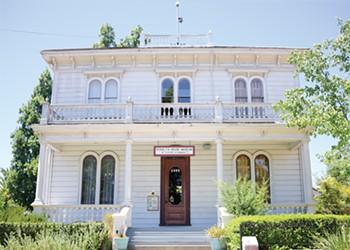 Peralta Hacienda Historical Park - A House in the Fruitvale