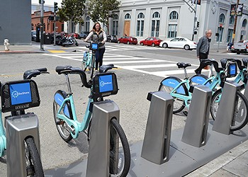 Vast New Bay Area Bike-Share Program Is Everywhere ... Except Deep East Oakland