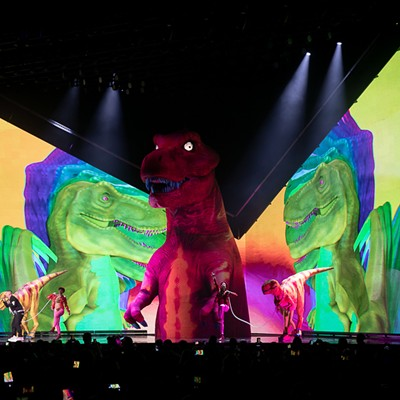 J Balvin's Vibras Tour at Oracle Arena