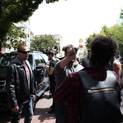 Berkeley Brawls on 'Tax Day'