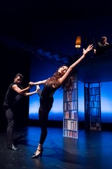 PHOTO BY TINO TRAN - Spectrum Dance Theater's A Rap on Race.