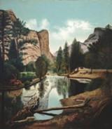 Emma Michalitschke: Yosemite Landscape, 1913