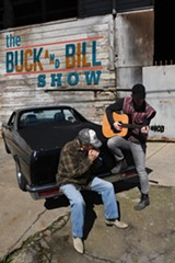 Bob Ernst in The Buck and Bill Show - Uploaded by Footloose Presents