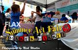 Flax Presents the 5th Annual Alameda Summer Art Fair & Maker Market - Uploaded by Jessica Warren