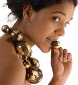 Bijoux Chocolat - Uploaded by Arm Candy