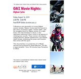 Apfghan Cycles Event Flyer - Uploaded by OACC Programs