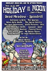 Festival Poster - Uploaded by Clay Andrews