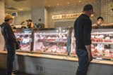 PHOTO BY LORI EANES - The Butcher's Dinner at Belcampo lets diners select their own meat.