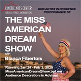 The Miss American Dream Show - Uploaded by Alanna McFall