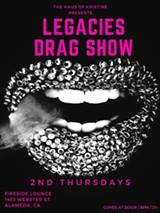 Legacies Drag Show - Uploaded by The Fireside Lounge