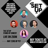 The Setup Online May 23 - Uploaded by Nancy Tubbs, FullCalendar