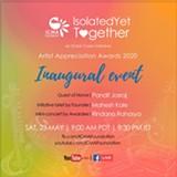 IsolatedYetTogether - Mini concert series - Uploaded by ICMA