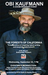 Obi Kaufmann: The Forests of California: A California Field Atlas - Uploaded by Nancy Tubbs, FullCalendar