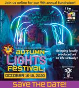 9th Annual Autumn Lights Festival - Oakland - Uploaded by Nancy Tubbs, FullCalendar