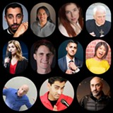 Comedy Oakland Online Nov 27-28 - Uploaded by Nancy Tubbs, FullCalendar