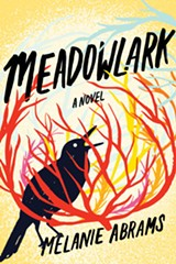 NEST UNREST: Oakland writer Melanie Abrams also explores family dysfunction in 'Meadowlark: A Novel.'