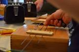 ADRIANNE MATHIOWETZ - Megapolis includes hands-on workshops.