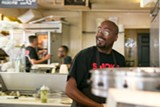 BERT JOHNSON - Michael Rachal said the job at Smoke Berkeley helped him turn his life around after prison.