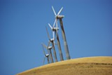 WIKIMEDIA COMMONS - The Altamont Pass is one obvious place to expand local green-energy production.