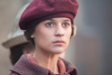 Alicia Vikander stars in Testament of Youth.