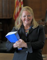 District Attorney Nancy O'Malley.