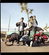 COURTESY YAK FILMS - Oakland's famous Turf Feinz.
