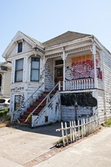 BERT JOHNSON - Tenant activists say the city also needs to do a better job enforcing Oakland's building codes.