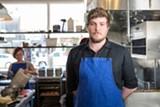 BERT JOHNSON - Chris Kronner: master of the pop-up diner.