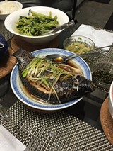 """YELP USER """"SUNG L."""" - A Yelp reviewer posted this alluring photo of the food at Chiu's."""
