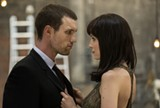 Ed Skrein and Loan Chabanol star in The Transporter Refueled.