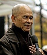 WIKIMEDIA COMMONS - Hanh suffered a serious stroke last year.
