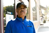 BERT JOHNSON - Councilmember Larry Reid is upset that Chase closed its only branch in his district.