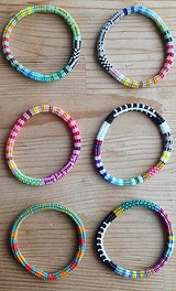 BEADED JEWELRY BY TANIA SKEVOS - click here for more info