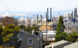 MAYA SUYGARMAN/FILE PHOTO - Chevron Richmond refinery.