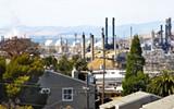 MAYA SUYGARMAN/FILE PHOTO - Chevron Richmond refinery.