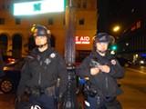 DARWIN BONDGRAHAM/FILE PHOTO - Oakland police officers began to wear body cameras in 2010.