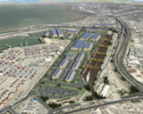 PORT OF OAKLAND - One developer wants to start coal shipping terminal at the former Army Base at the Port of Oakland.