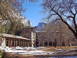 WIKIMEDIA COMMONS - The Ahwahnee Hotel will become the Majestic Yosemite Hotel.