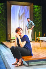 DAVID ALLEN - Marilee Talkington as Joie.