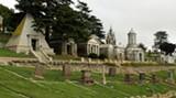"LAUREL HENNEN VIGIL - Mountain View Cemetery's ""Millionaire's Row."""