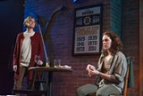 DAVID ALLEN - Nancy Carlin as Zelda (L) and Martha Brigham as Rachel in Aurora's The How and the Why.