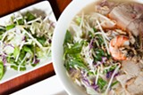 BERT JOHNSON - The House Special Noodle Soup is a sharp-smelling fish soup that is a signature of the Trà Vinh region.