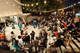 This week's OMCA Friday Night block party will also be the kick off party for Open Engagement.