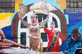 BERT JOHNSON/FILE PHOTO - A community mural in Downtown Oakland.